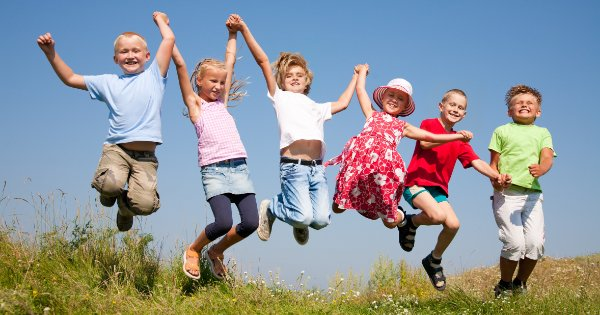 Depuis 100 ans Les PEP s'engagent pour faire partir les jeunes en vacances