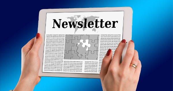 5 bonnes raisons de s'abonner à notre newsletter