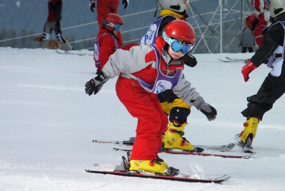 Le ski et la glisse : au coeur de cette colonie de vacances