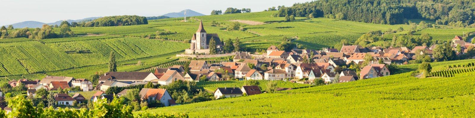 Nos 3 centres en Alsace